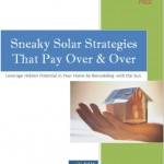 Sneaky Solar Strategies Cover