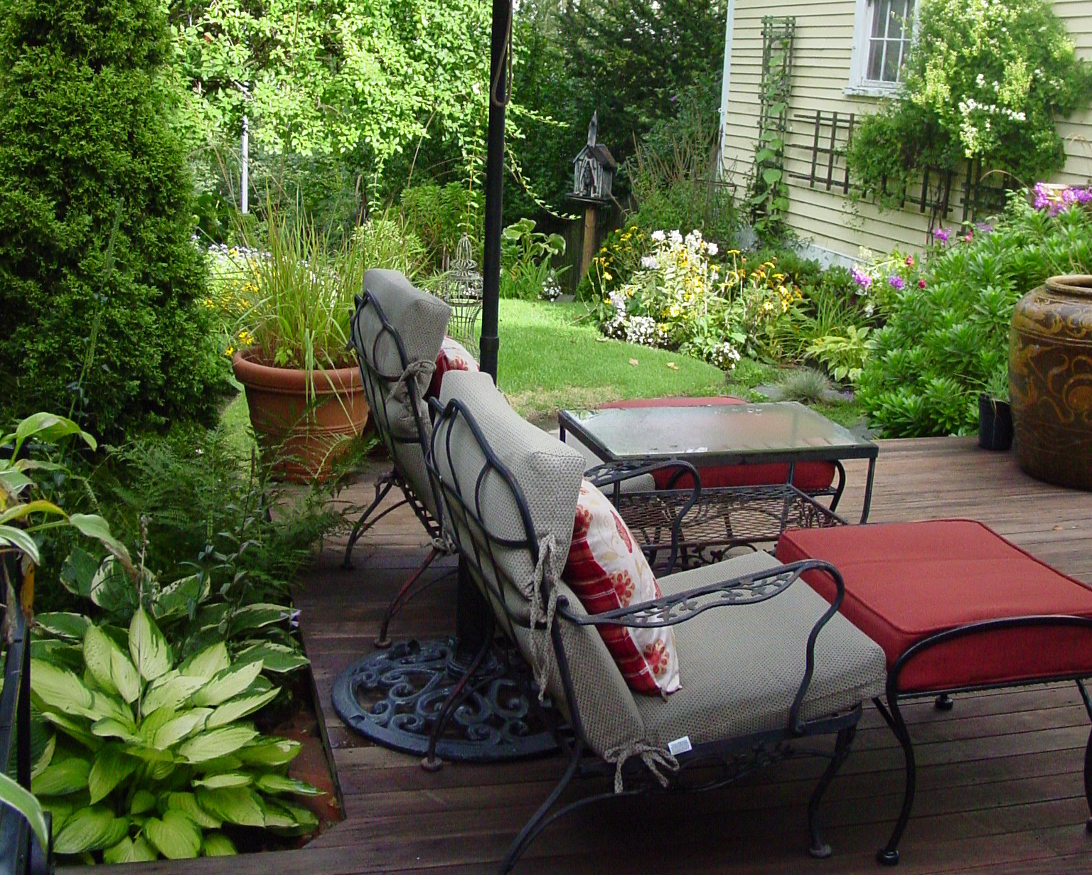 Great garden designs for Great backyard designs