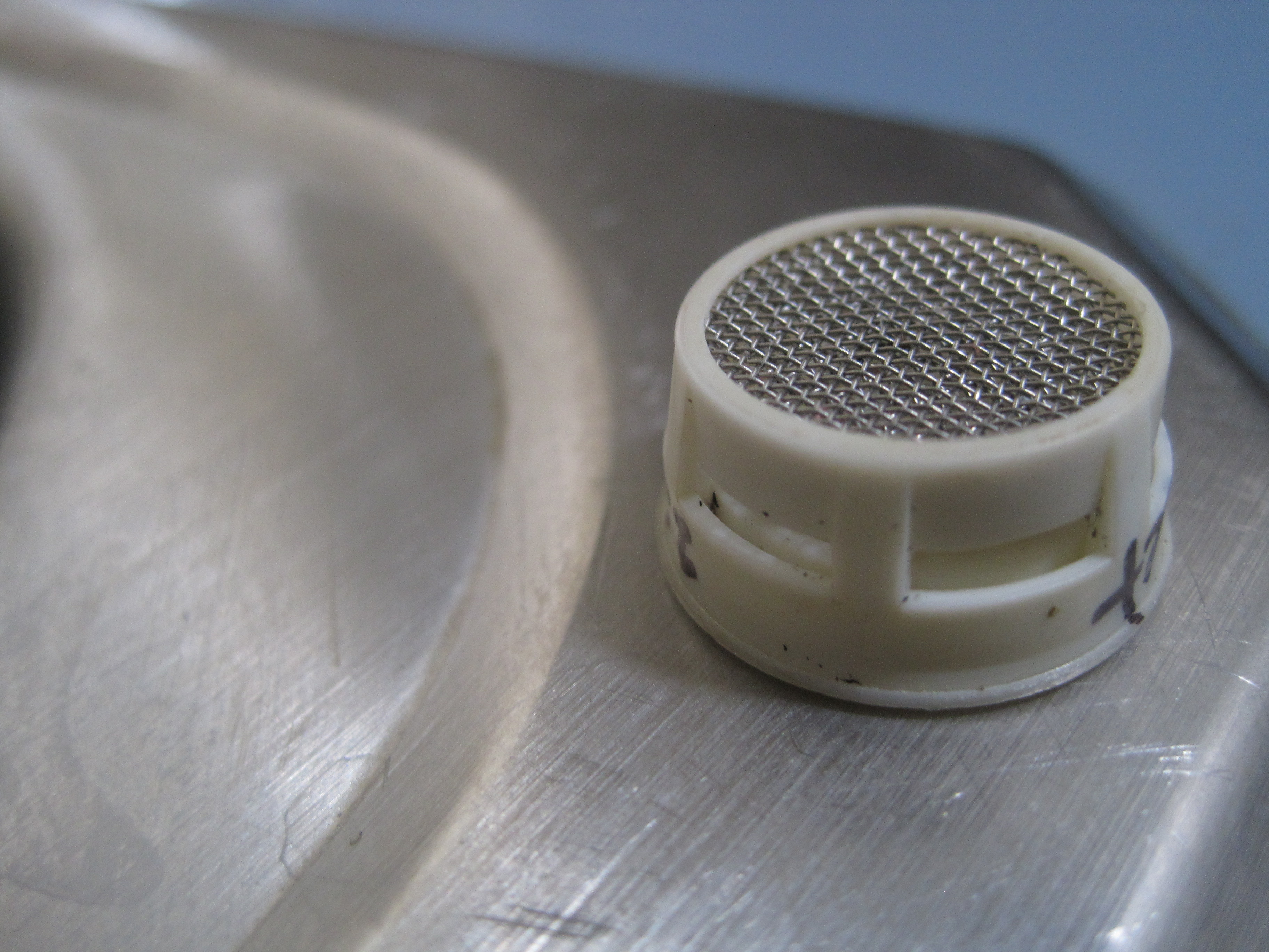 Kitchen Faucet Aerator Screen Wow Blog